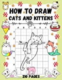How To Draw Cats and Kittens: Over 200 Pages on How to Draw Kitties and How to Draw Cats in Simple Steps.