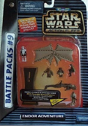 Star Wars Classic Micro Machines Classic Battle Pack: Endor Adventure #9