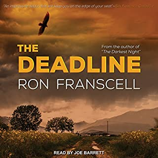 The Deadline audiobook cover art