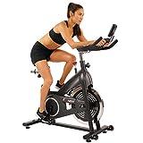 EFITMENT Indoor Cycle Bike, Silent Belt Drive Cycling Exercise Bike,...