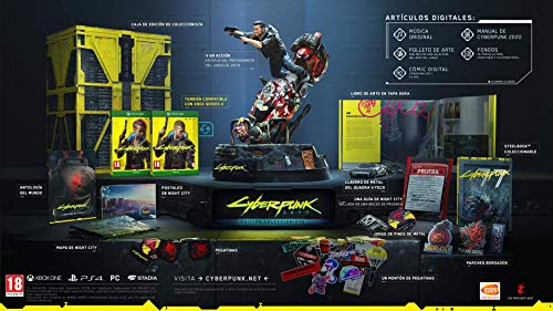 Xbox One X Cyberpunk Marca BANDAI NAMCO Entertainment Iberica