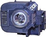 Compatible Lamp ELPLP50 V13H010L50 for Epson EB-824 EB-825 EB-826W EB-84 EB-84e EB-84he EB-85 EB-85h EB-824H EB-85h EMP-D290 PowerLite 825 / PowerLite 826W / PowerLite 84 Projector Bulb Lamp