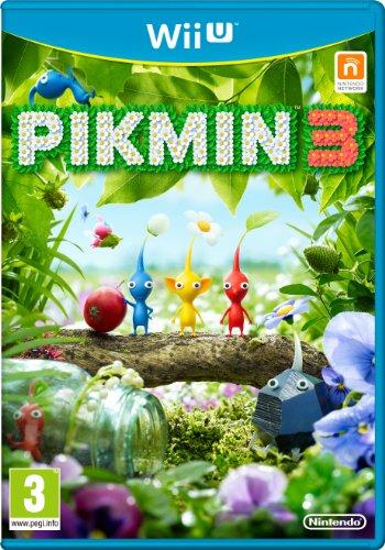Pikmin 3 [Französisch Import] (Deutsch-Spiel)