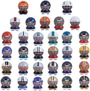 NFLフットボール32体セット 組み立て式チームフィギュア - NFLフットボールチーム組み立て可能フィギュアセット 32体 組み立て可能 2インチフィギュア グリーンベイ・パッカーズ マイアミ・ドルフィンズ テネシー・タイタンズ デンバー・ブロンコス タンパベイ・バッカニアーズ バッファロー・ビルズ シカゴ・ベアーズ シアトル・シーホークス アトランタ・ファルコンズ ミネソタ・バイキングス カロライナ・パンサーズ ジャクソンヴィル アーズ、フィラデルフィア・イーグルス、ボルチモア・レイブンズ、ニューヨーク・ジェッツ、ニューイングランド・ペイトリオッツ、サンディエゴ・チャージャーズ、ニューオーリンズ・セインツ、オークランド・レイダーズ、ワシントン・レッドスキンズ、インディアナポリス・コルツ、ダラス・カウボーイ、ニューヨーク・ジャイアンツ、ピッツバーグ・スティーラーズ、サンフランシスコ・フォーティナイナーズ、アリゾナ・カーディナルス、セントルイス・ラムズ、シンシナティ・ベンガルズ、クリーブランド・ブラウンズ