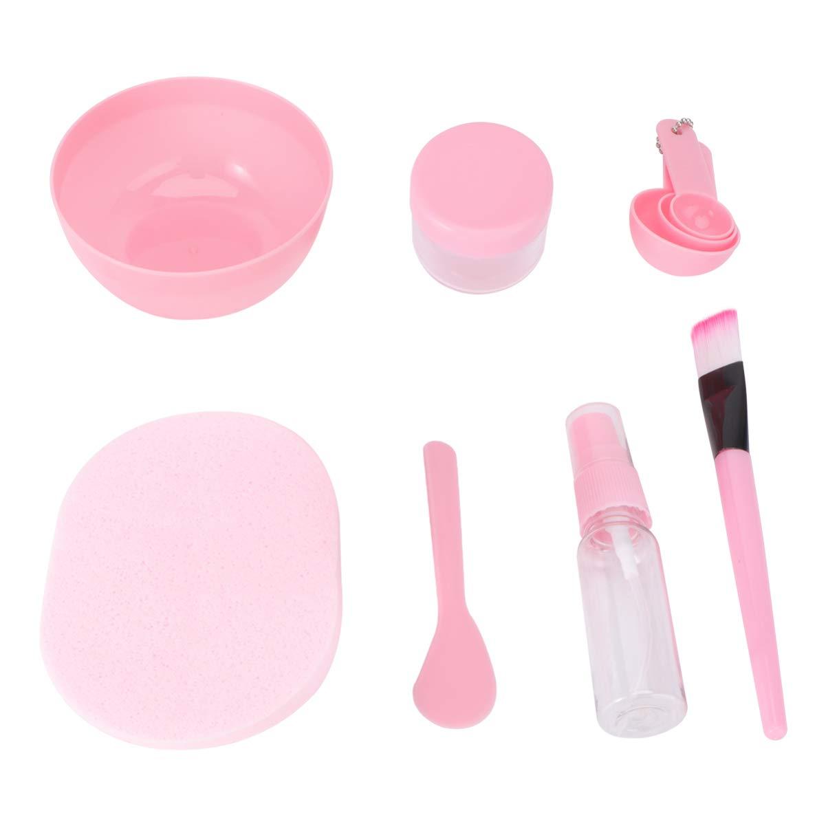 Beaupretty 10pcs DIY mart Facial Mixing Tool Set Sp Super beauty product restock quality top Bowl Stick