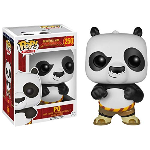 Funko Kung Fu Panda #250 Po for Boy