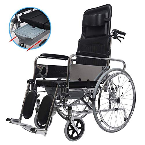 L-Y Lichtgewicht Volwassen Elektrische Ouderen Rolstoel Mobiliteit Transport Ouderen Rolstoel Vouwen Draagbare Zelfrijdende Ouderen Rolstoel Twee Modi