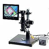 Industrie Mikroskop Kamera Set Typ B Spezial Zoom Objektiv Industrie Kamera AV/USB/VGA-Ausgang Didital Mikroskop sk2700p
