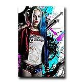 AQgyuh Puzzle 1000 Piezas Imágenes de la película Harley Quinn en Juguetes y Juegos Educativo Divertido Juego Familiar para niños adultos50x75cm(20x30inch)