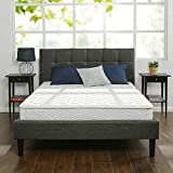 Zinus 8 Inch Foam and Spring Mattress / CertiPUR-US Certified Foams / Mattress-in-a-Box, Queen