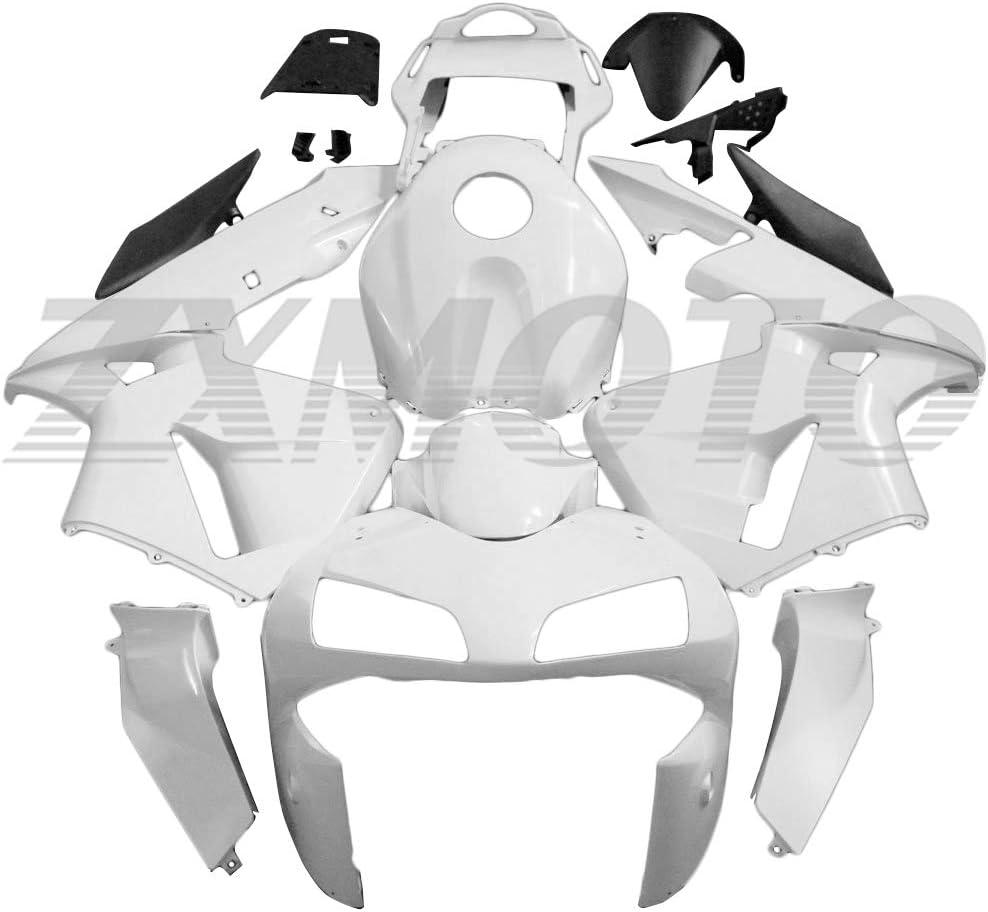 ZXMOTO Unpainted Fairings Kit for Honda CBR 600 RR F5 (2003-2004