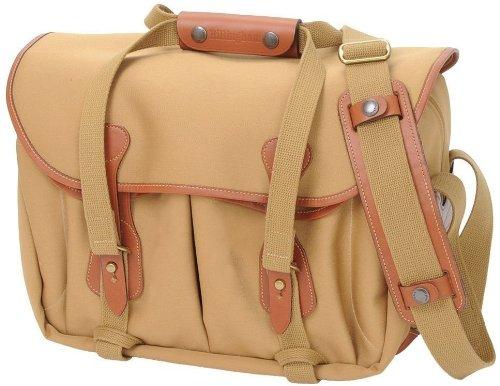 Billingham 335 - Bolsa de FibreNyte para cámara, Color Caqui y marrón