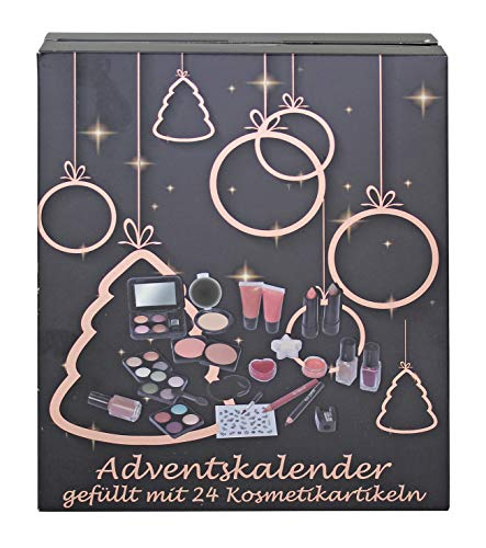 BriConti Adventskalender 'Stand Up', rosé-gold