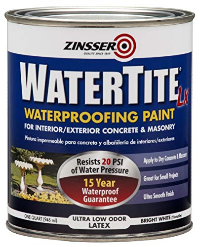 RUST-OLEUM 5024 Watertite Latex Qt