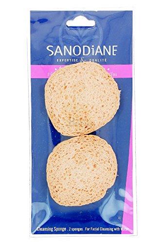 Sanodiane 2 Éponges à Démaquiller