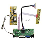 HDMI+VGA+DVI+Audio Input LCD Controller Board for M170EN06 17' 19' 1280x1024 4CCFL 30Pins LCD Panel