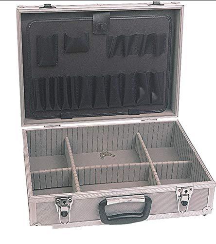 GASMOBE Maleta vacía portaherramientas de aluminio ALUMINIUM TOOL CASE Ref. ST-703