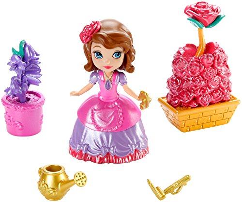 Princesse Sofia – poupée avec Accessoires de Jardin Magique (Mattel chj70)