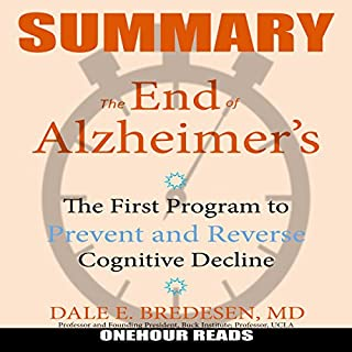 Summary: The End of Alzheimer's cover art