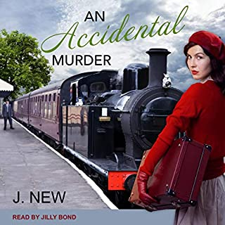 An Accidental Murder audiobook cover art