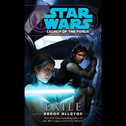 Star Wars: Legacy of the Force #4: Exile cover art