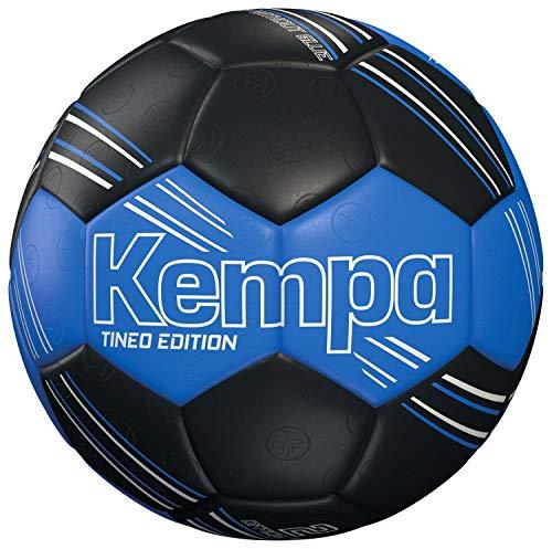 Kempa Tineo Limited Edition schwarz/kempablau, Größe:2