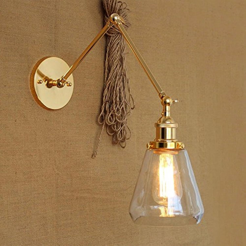 StiefelU LED Wandleuchte nach oben und unten Wandleuchten Antike Wandleuchte Schlafzimmer Wand Lampe industrial Light b