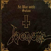 venom at war with satan cd