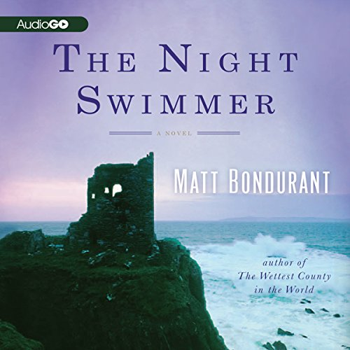The Night Swimmer audiobook cover art