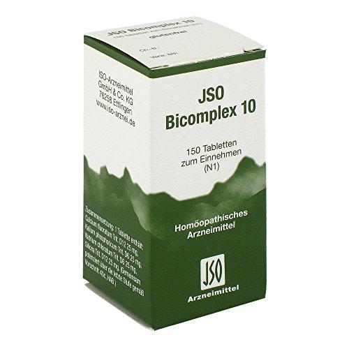 JSO-Bicomplex Heilmittel Nr.10 150 St