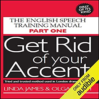 Get Rid of Your Accent audiobook cover art
