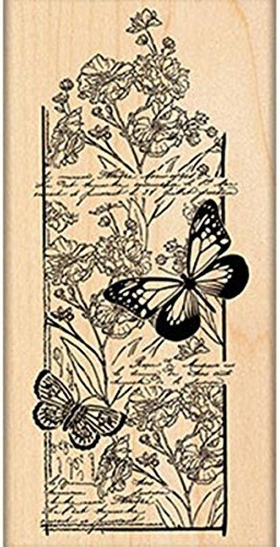 Penny Black Butterfly Chapter Decorative Stamp