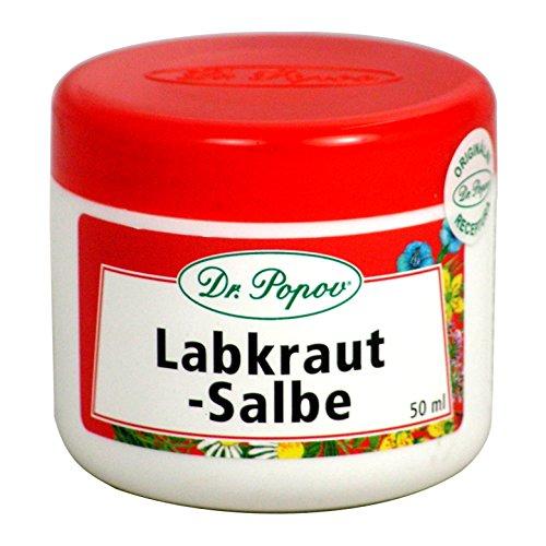 Labkraut Salbe Natur Originalkräutersalben des Dr. Popov 50ml