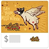 Lucille's Smokehouse Bar-B-Que Pig Gift Cards - E-mail Delivery