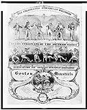Infinite Photographs Photo: Boston minstrels,Ethiopian melodies,1830's Music Cover