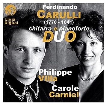 Carulli : Duo
