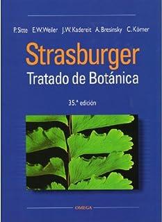 STRASBURGER.TRATADO DE BOTANICA, 35/ED.