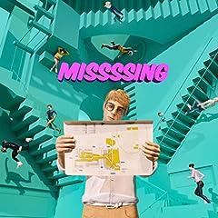 エドガー・サリヴァン「MISSSSING feat.DinoJr.」のCDジャケット