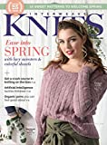 Magazine Interweave Knits provides knitting projects, captivating smart knitted designs
