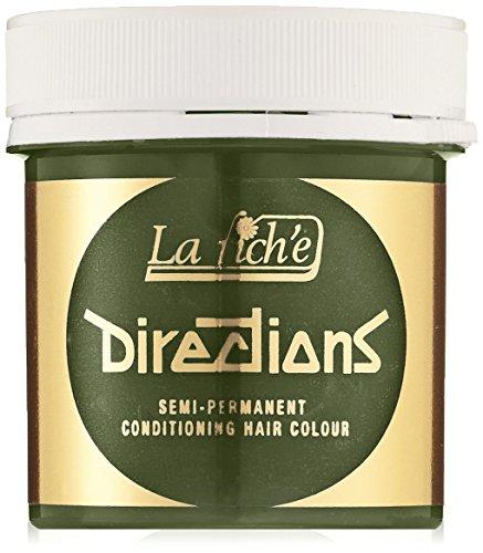 La Riché Directions Directions spring green, 1er Pack (1 x 0.089 l), Grün (spring green), 88 ml
