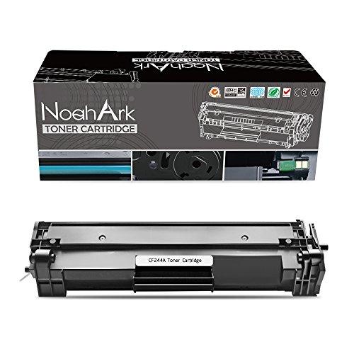 NoahArk compatibele tonercartridge vervanging voor HP CF244A 44A High Yield Work voor HP Laserjet M15w M15a M16w M16a M28w M28a M29w M29a (1 zwart)