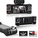 Indigi F6 2.7-Inch Full HD Car Dash Cam with Motion Detection + Loop