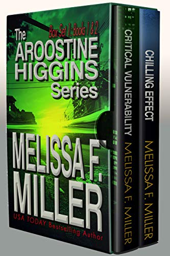 The Aroostine Higgins Series: Box Set 1 (Books 1 and 2) (Aroostine Higgins Thriller Box Set)