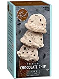 Triple Scoop Ice Cream Mix, Premium Vanilla Chocolate Chip, starter for use with home ice cream maker, no artificial colors or flavors, ready in under 30 mins, makes 2 qts (1 15oz box)