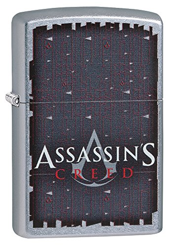 Zippo 60003197 Sturmfeuerzeug Assassin\'s Creed Assassins Creed