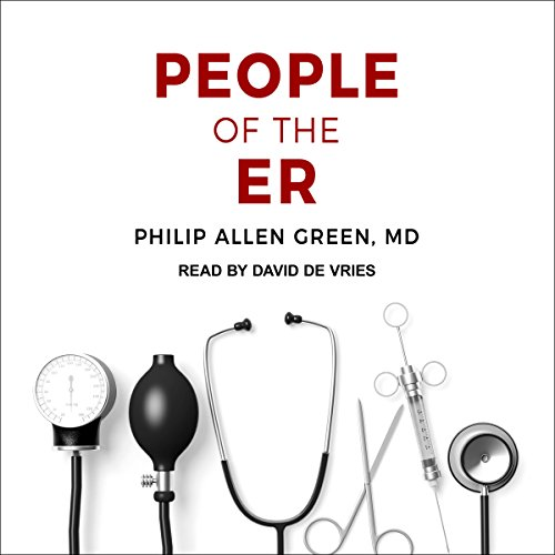 Couverture de People of the ER