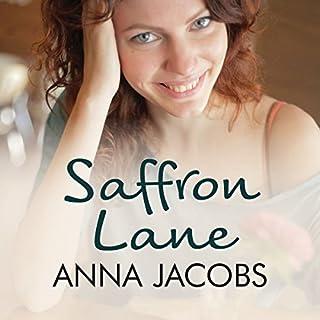 Saffron Lane cover art