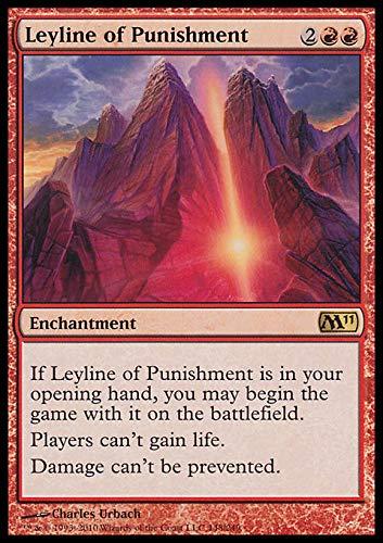 Magic: the Gathering - Leyline of Punishment - Magic 2011
