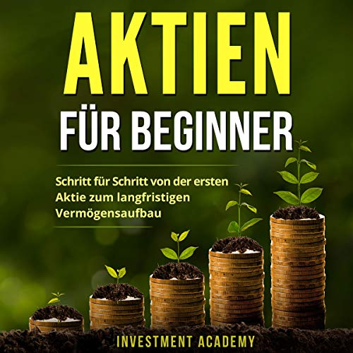 Aktien für Beginner [Shares for Beginners] cover art