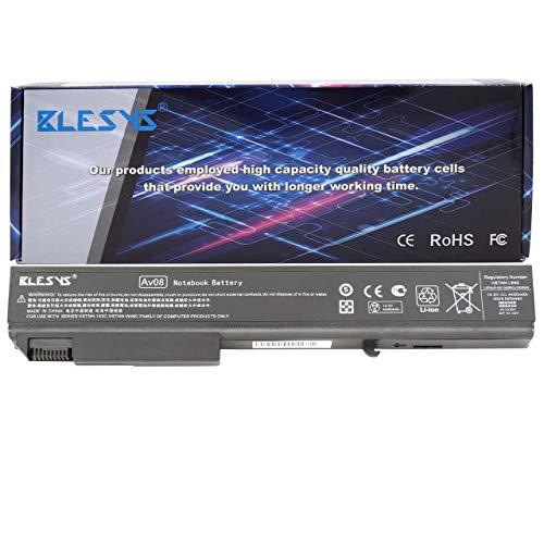 BLESYS - 14.4V/4400mAh laptop batterij voor HP ProBook 8530p 8530w 8540p 8540w 8730p 8730w 8740w accu 458274-341 458274-362 458274-421 458274-422 484788-001 493976-001 501114-001 HSTNN-LB60 HSTNN-OB60